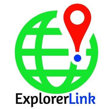 Small square version of ExplorerLink.com logo