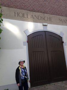 Hollandsche riding school